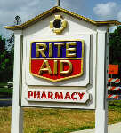 carved sign riteaid pharmacy